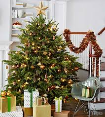 tabletop christmas trees. creative christmas tree themes tabletop trees