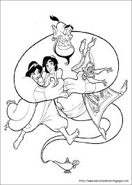 top 10 free printable princess jasmine coloring pages