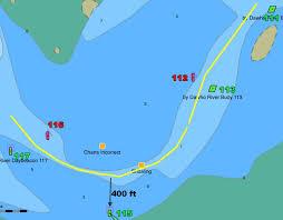 Cruising Down The Icw 2018 Dawho River Beware The Magenta