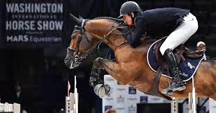Jos Verlooy & Varoune Victorious in $50,000 Welcome Stake at the Washington  International Horse Show CSI 4*-W – JUMPER NEWS