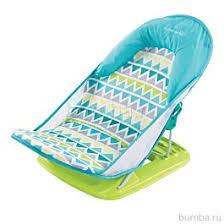 Детская <b>горка для ванны Summer</b> Infant Deluxe Baby Bather ...