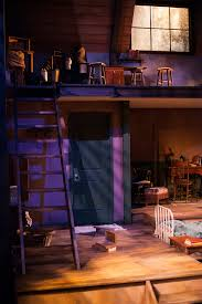 Diary Of Anne Frank Set Design The Diary Of Anne Frank 2015 Department Of Theatre And
