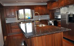 Tan Brown Granite Kitchen Coffee Brown Granite