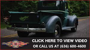 1946 Chevrolet Pickup    SOLD - YouTube