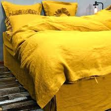 mustard yellow bedding yellow mustard yellow sheets twin