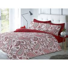 pieridae paisley duvet cover quilt cover bedding set