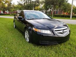 Acura Tl Check Emission System Light Used 2005 Acura Tl 5 Speed At For Sale In Pompano Beach Fl