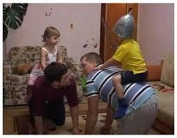 Роль отца в воспитании ребёнка Воспитание ребёнка папой  Воспитание ребёнка папой