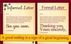 The Right Letter Closing Salutation Makes The Best