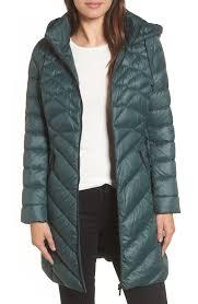 Women's Quilted Jackets | Nordstrom & Halogen® Hooded Down Puffer Jacket Adamdwight.com