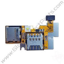 OEM LG Optimus F6 D500 SIM & SD Card ...