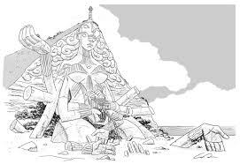 Steven Universe Diamond Coloring Pages