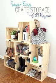 stylish diy bedroom decor ideas intended for diy teen room decor ideas for girls super easy crate storage