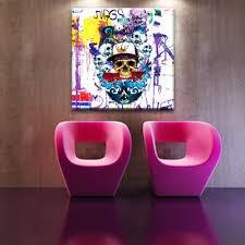 Tableau de décoration urban style.