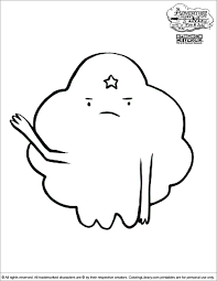 Small Picture Adventure Time coloring page cause its free Pinterest