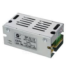 12v 1a power supply for led lighting 110 220v