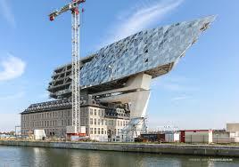 Zaha Hadid Architects Complete Port House Antwerp