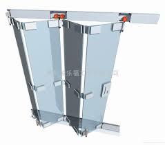 frameless glasss bifolding door systems