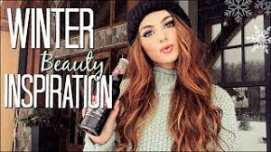 11 15 beauty winter inspiration makeup holiday outfit ideas more