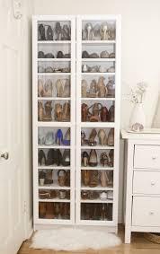 Shoe Organizer Ideas Best 25 Shoe Storage Solutions Ideas On Pinterest Shoe Storage