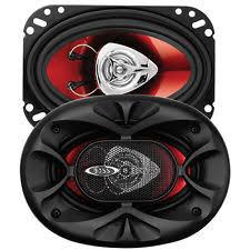 boss car speakers. new boss 4x6\ car speakers i