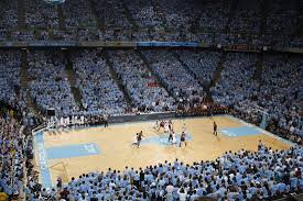 for carolina basketball games children age 2 and under do not require a ticket but must sit on the lap of a ticket holder