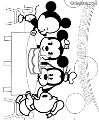 Small Picture Printable 27 Disney Cuties Coloring Pages 9313 Free Coloring