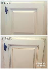 glazing cabinet doors how to glaze kitchen cabinets glazing white cabinet doors