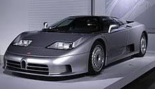 It was the only production model made by romano artioli's italian incarnation of bugatti. Bugatti Eb 110 Wikipedia