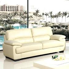 colored leather sofas. Fancy Cream Colored Leather Sofa For With Fresh In And Sofas