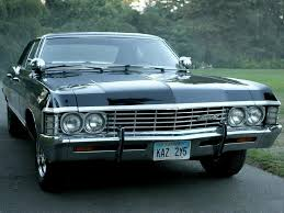 All Chevy chevy 1967 : 1967 Chevy Impala from Supernatural | PrettyMotors.com