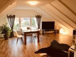 Apartment Große Dachgeschosswohnung Mit Separater Küche Und