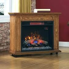 quartz electric fireplace duraflame merino infrared quartz electric fireplace