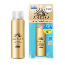 Booster Perfect Sunscreen กันแดด pa Uv Spf50 Aqua Anessa Spray