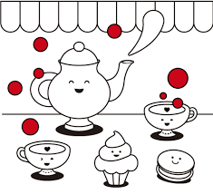 Online coloring & 5000 printable coloring pages for kids at coloring24.com! Food Coloring Pages