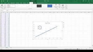 Excel In Excel 1 Display More Decimal Number In Trend Line