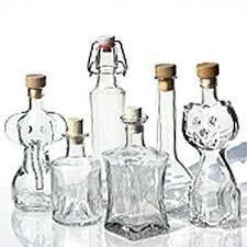 200ml glas bottles