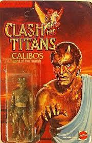 Clash of the Titans - Calibos (<b>MOC</b>) Unpunched | Retro <b>toys</b>, Clash ...