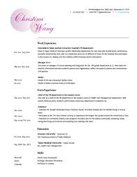 Artistic Resume Template By Templatesforcv D4ho93g Example What To