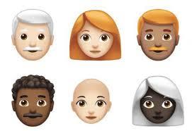 Nové Emoji Už Letos Přibudou šedé I Zrzavé Vlasy Papoušek Nebo