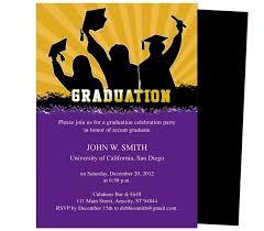 Templates For Graduation Invitations 46 Best Printable Diy Graduation Announcements Templates