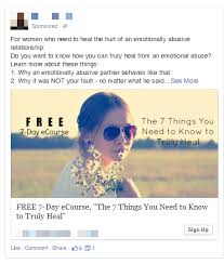 ad sample sample facebook ads