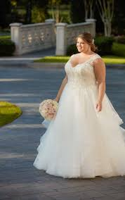 ball gown for plus size wedding dresses princess plus size ballgown with horsehair skirt