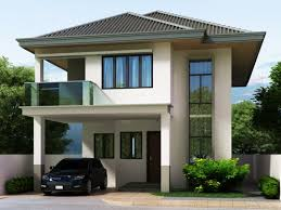 Frontage House Designs 25 Fabulous Two Storey House Designs For Romantic Young