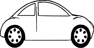 Beetle coloring page coloring page beetle on volkswagen bug body parts