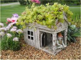 how to make a fairy garden house. Perfect Make Intended How To Make A Fairy Garden House