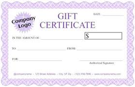 Free Gift Certificate Templates Template Maker Mothers Day C Grnwav Co