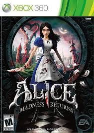 Alice: Madness Returns RGH + DLC Xbox 360 Español 4GB [Mega+]