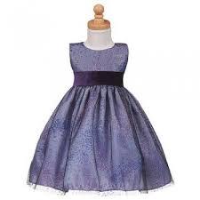 Lito Purple Sparkle Tulle Christmas Dress Toddler Little