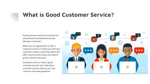 What Does Good Customer Service Mean To You Ppt Uk Telephone Numbers Powerpoint Presentation Id 7930882